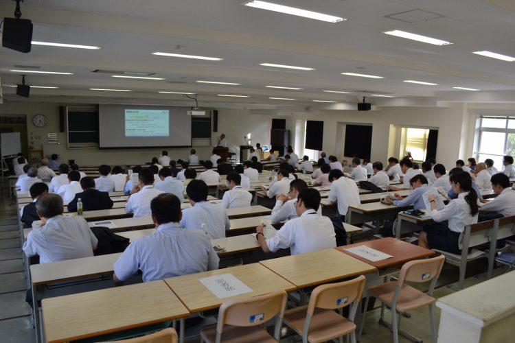 弘前市長講演会